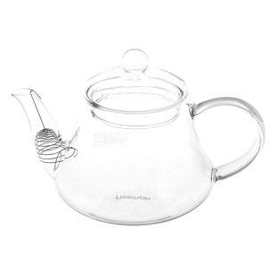 Fissman, Чайник заварочный со стальным фильтром, 600 мл