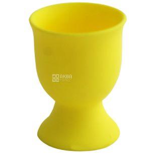 Fissman, Подставка под яйцо силиконовая, 5x7 см, 1 шт