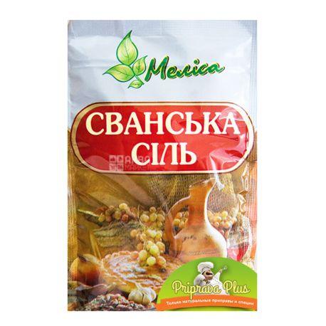 Приправа Сванская соль, 40 г, ТМ Мелисса