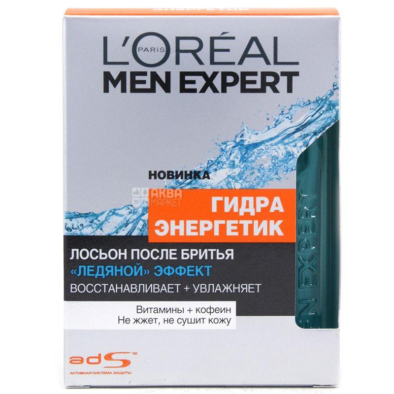 L'oreal Paris, Men Expert, Лосьон после бритья, Ледяной эффект, 100 мл
