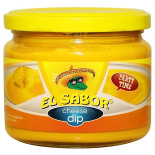 El Sabor, Cheese Sauce, 300 ml