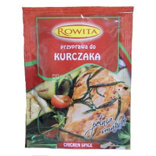 Rowita, Приправа до курки, 20 г