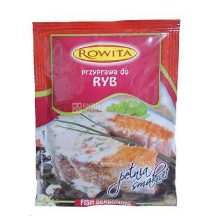 Rowita, Приправа к рыбе, 30г