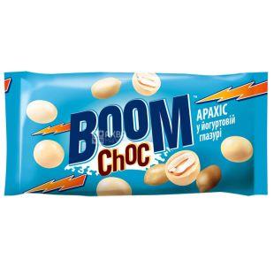 Peanuts in yoghurt glaze, 90 g, TM Boom Choc