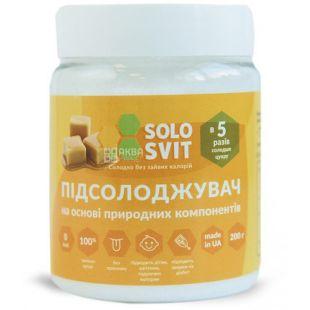 Подслащитель, 200 g, TM SoloSvit