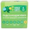 Подсластитель в 5 раз слаже сахара, 50 саше, ТМ SoloSvit