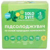 Sweetener 5 times sweeter than sugar, 50 sachets, TM SoloSvit
