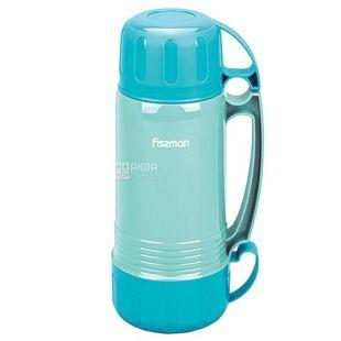 Fissman, Thermos Menthol, glass flask, 1 l