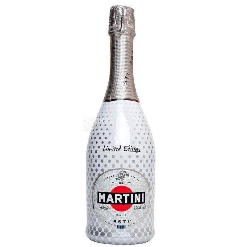Martini Asti, Игристое вино, Новогодняя, 0,75 л