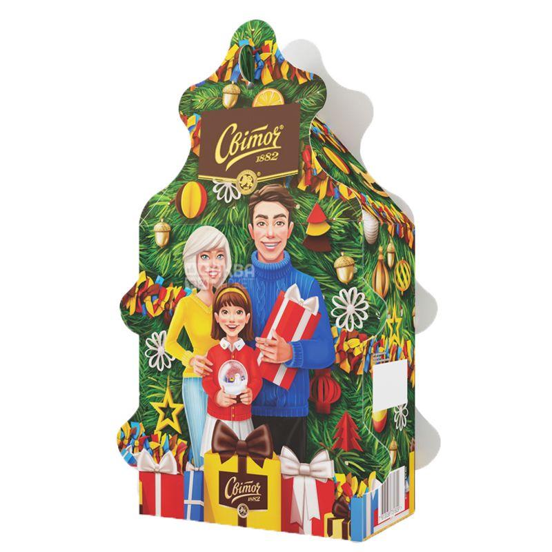 Свиточ Елочка, Новогодний набор конфет, 426 г