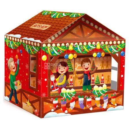 Roshen Рождественская ярмарка, Новогодний набор конфет, 500 г