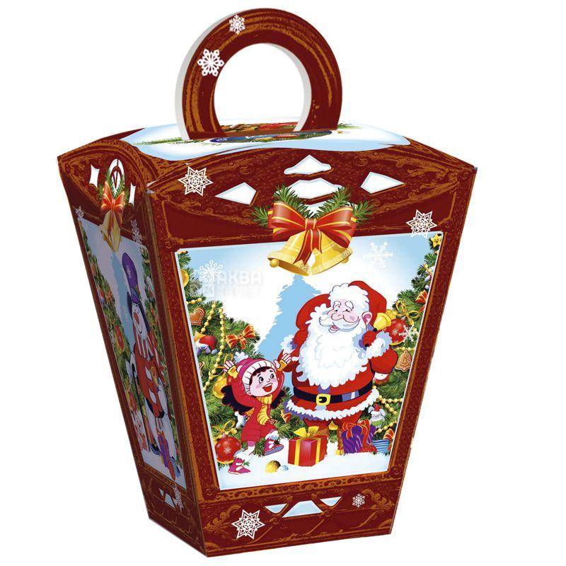 Konti Вечерние огни, Новогодний набор конфет, 300 г