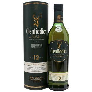 Glenfiddich, Виски 12 лет, 0,5 л