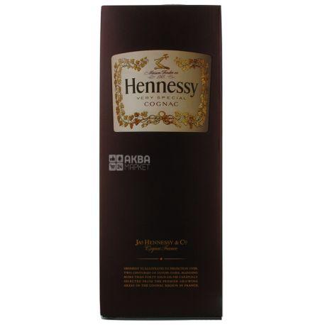 Hennessy VS, Коньяк, 1 л