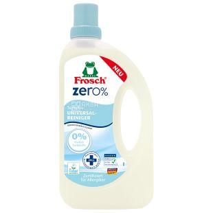 Frosch Zero Sensitiv, Универсальное чистящее средство, 750 мл