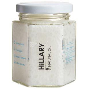 Hillary Virgin Coconut Oil, Unrefined Coconut Oil, 200 ml