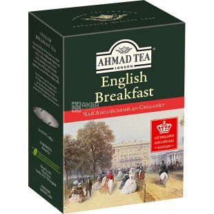 Ahmad Tea, Англійський до сніданку, чорний чай, крупнолистовой, 200 г