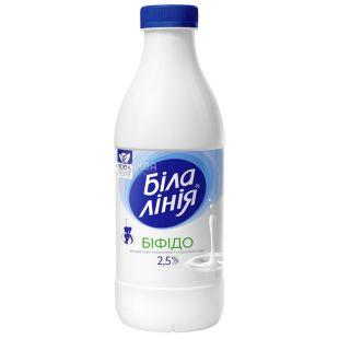 Белая линия, Бифидо продукт кисломолочный, 2,5%, 900 г