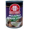 Katana, Кокосовое молоко, 5%, 400 мл, Катана, растительное молоко, без глютена, ж/б