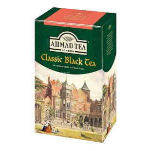 Ahmad Tea, Класичний чорний чай, листовий, 100 г