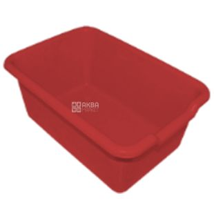 Tray for kitchen of 345x245x175 mm, allsorts, TM Krion Plus