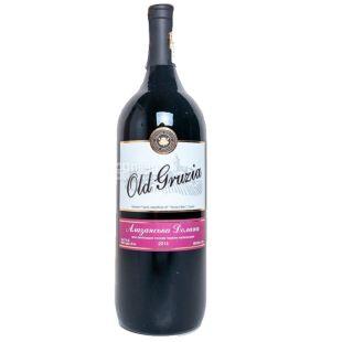 Alazani Valley, Red, semi-sweet wine, 12%, 1.5 l