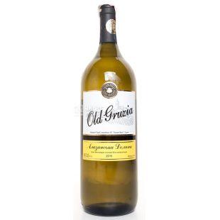 Alazani Valley, White, semisweet wine, 12%, 1.5 l