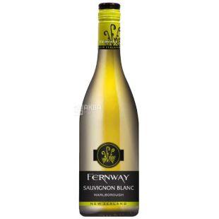 Fernway Sauvignon Blanc, Вино біле сухе, 0,75л