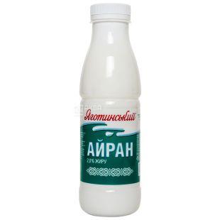 ТМ Яготинский Айран Напиток кисломолочный, 2%, 450г