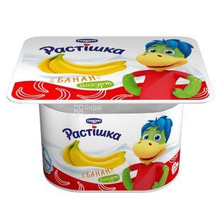 Danone Растишка, Йогурт Банан, 2%, 115 г