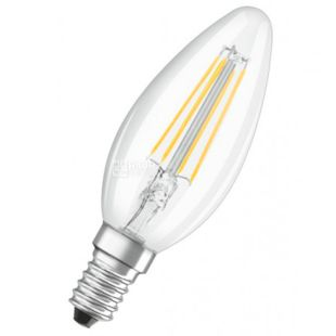 Osram LS FIL CL B40, Лампа філаментна