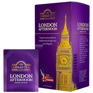 Ahmad Tea London Afternoon, 50 г, Чай черный Ахмад Ти Лондон Афтенун