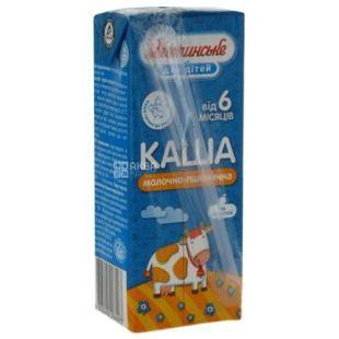 Яготинская, Каша молочно-пшеничная 200 г