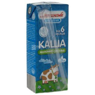Яготинская, Каша молочно-рисовая, 200 г