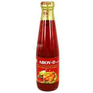 Chili Sauce for Chicken, 250 g, TM Aroy-D