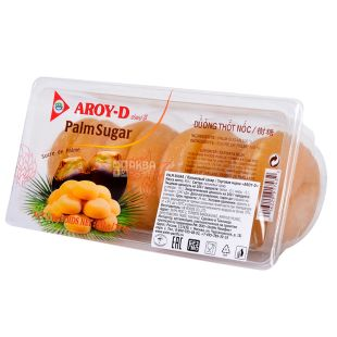 Palm Sugar, 454 g, TM Aroy-D