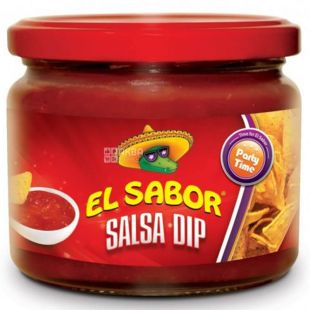 Cоус Сальса, 300 г, El Sabor