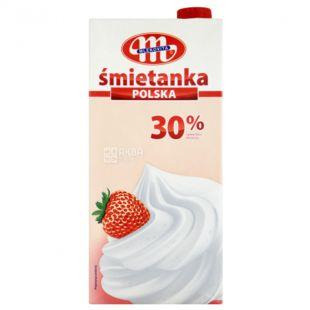 Mlekovita, UHT cream, 30%, 1000 ml