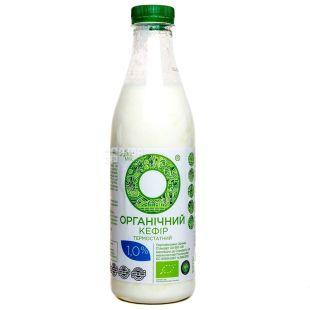 Organic Milk, Кефир, 1%, 1 л