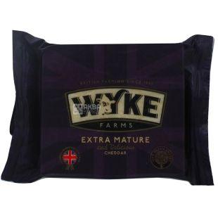 ТМ Wyke Farms  Сыр чеддер, 200 г,