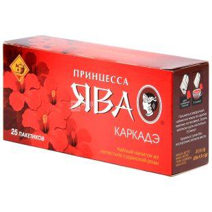 Princess Java, Hibiscus Tea, 25 Tea Bags