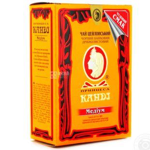 Princess Candi Medium, Tea Black, 85 g