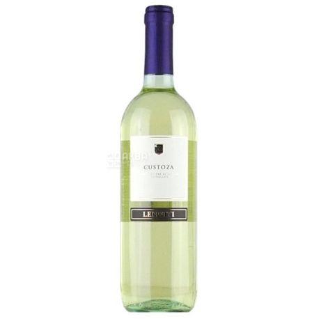 Lenotti Custoza, Вино белое полусухое, 12%, 0,75 л