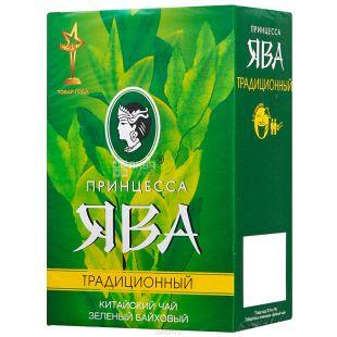 Принцесса Ява, Традиционный, 85 г, Чай зеленый