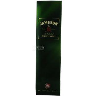 Jameson, Виски ирландский, 40%, 0,7 л