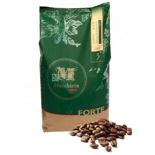 Forte Macchiato Сoffee, Кофе зерновой, 1 кг