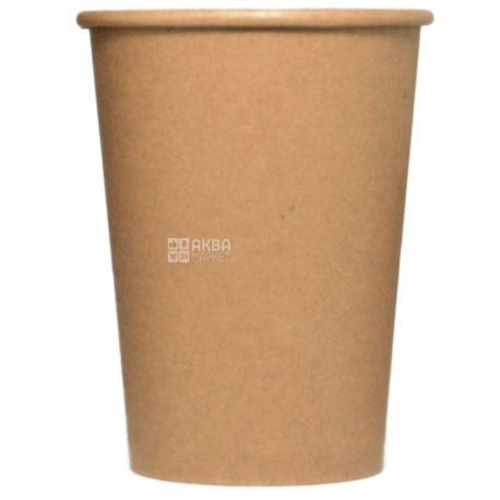 Craft Стакан однослойный бумажный 340 мл, 50 шт.