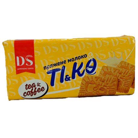 Ti&Ko, Печенье, Топленое молоко, 185 г