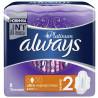 Always Ultra Platinum Collection Normal Plus, Гигиенические прокладки, 4 капли, 8 шт.