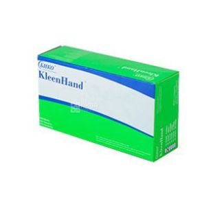 KleenHand, 100 pieces, size L, gloves, Nitrile, m / s